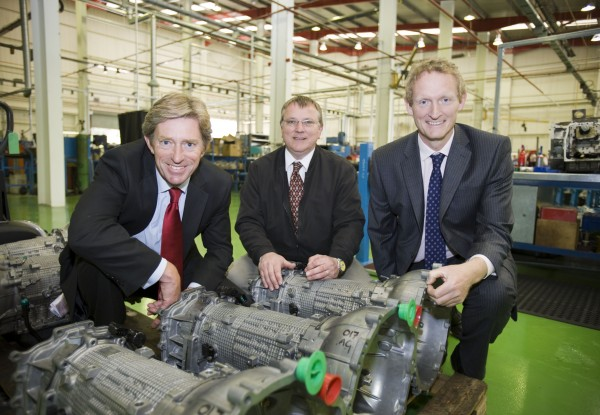 Picture © Jamie Jones.. 6/5/2011 .. SHOWS: Fusion Building Consultancy at ATP......  Andrew Nock, ATP Boss and Steven Jelfs.For further info Contact Jane Bolas PR on 01384 878822 or 07721 504169.NOTE: This picture is free to use with the authorised Pres